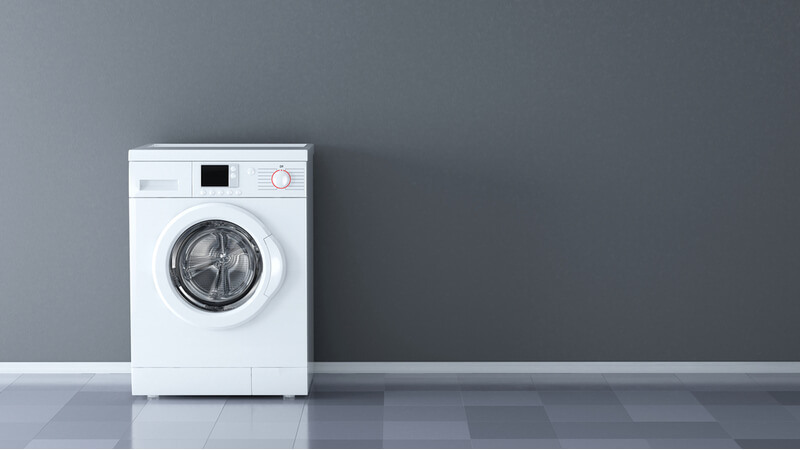 Waschmaschine sichern