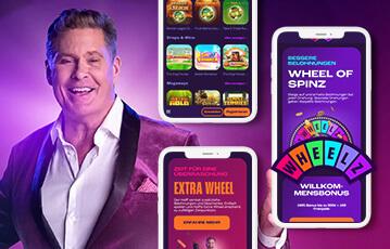 wheelz casino test